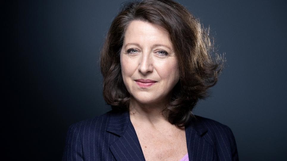 Agnès Buzyn à Paris le 26 février 2020