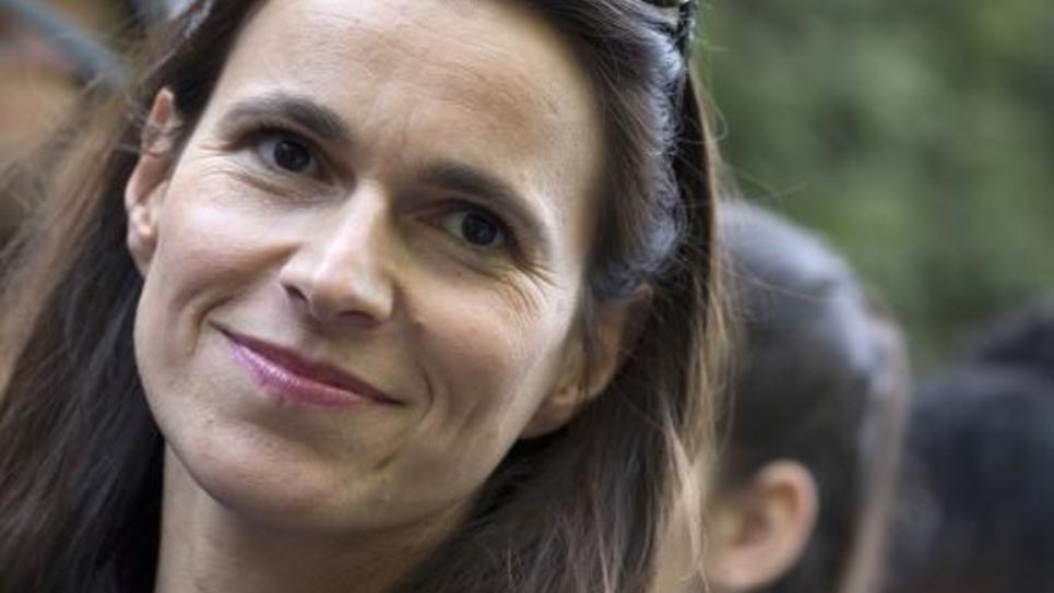 La ministre de la Culture Aurélie Filippetti, le 21 juin 2014 à Paris