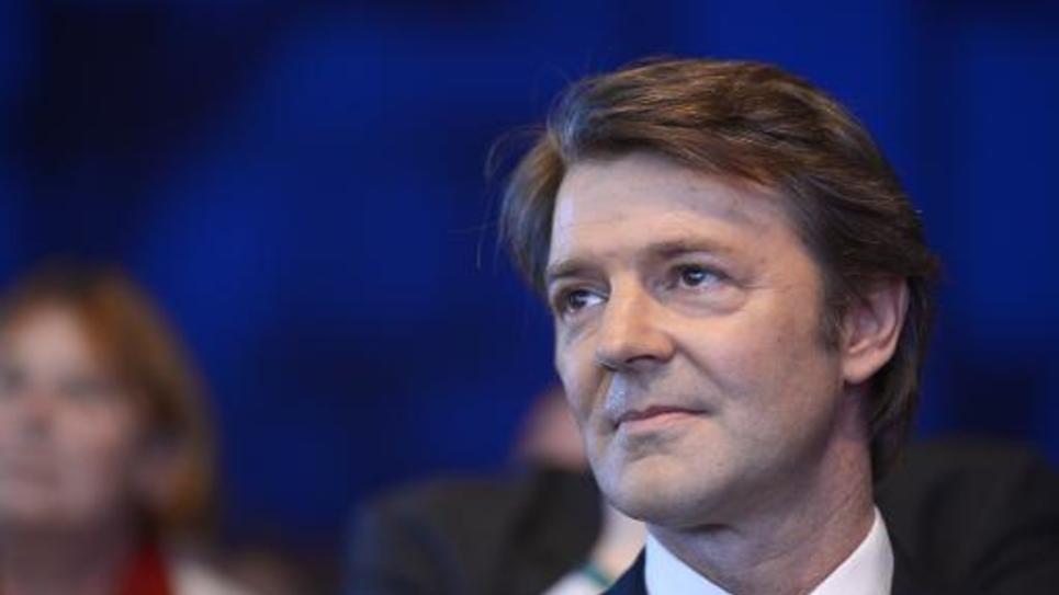Francois Baroin, le 26 novembre 2014 à Paris