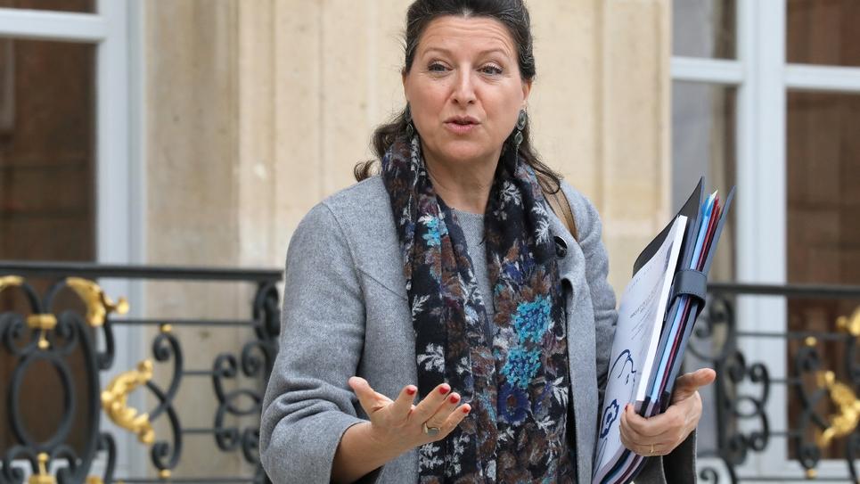 Agnès Buzyn à Paris le 15 novembre 2017