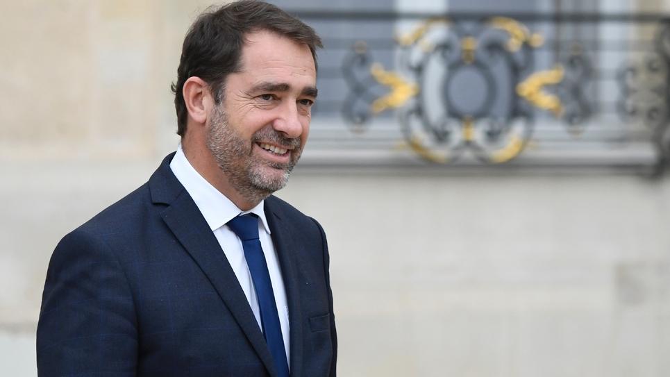Le ministre de l'Intérieur Christophe Castaner, le 24 octobre 2018 à Paris