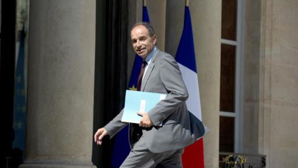 Jean-François Copé, président de l'UMP, le 16 mai 2014 à Paris