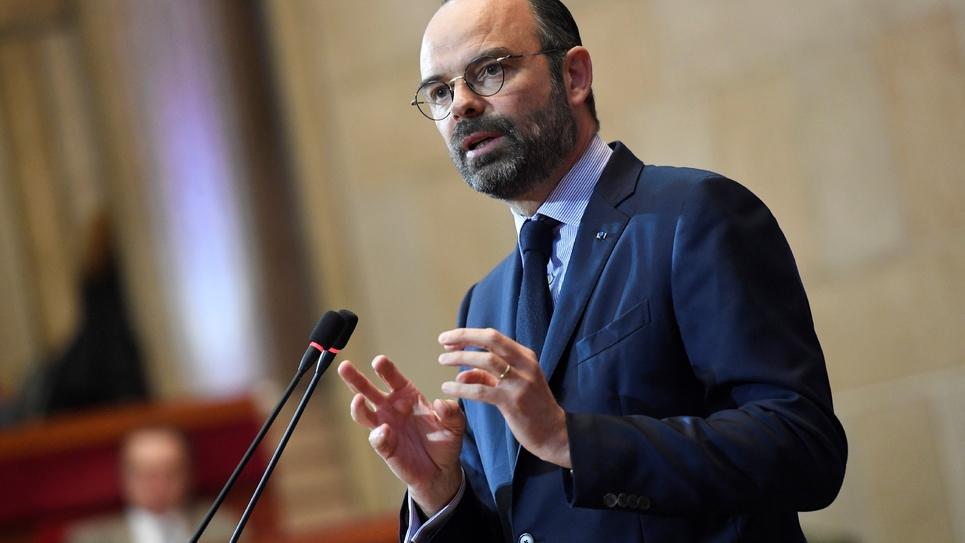 Le Premier ministre Edouard Philippe, le 12 mars 2019 à Paris