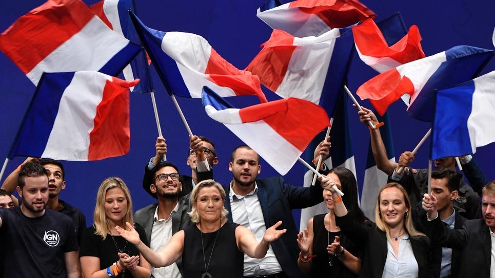 Le Rassemblement national (ex-FN) va réclamer à ses anciens candidats l'argent qu'il leur a prêté ces dernières années