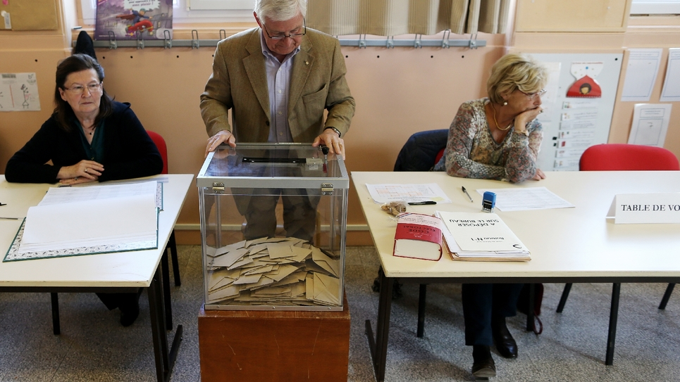 Bureau de vote du Ème ifw web studio