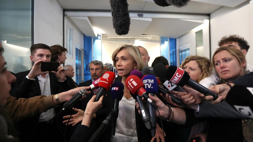 Valérie Pécresse le 27 mai 2019 à Paris