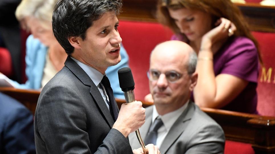 Julien Denormandie à l'Assemblée Nationale le 9 octobre 2018