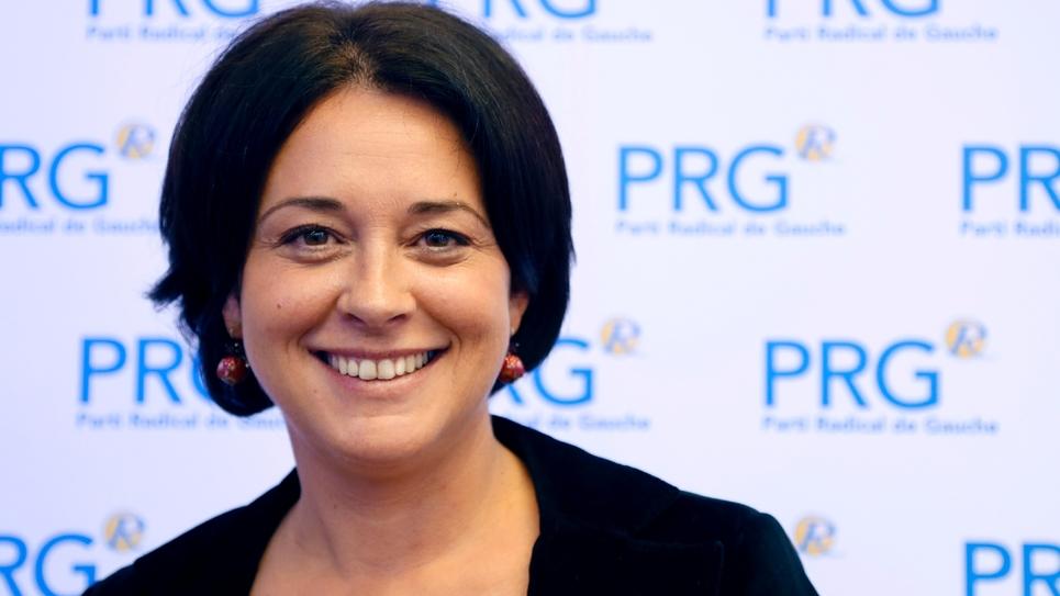 Sylvia Pinel le 26 novembre 2016 à Paris