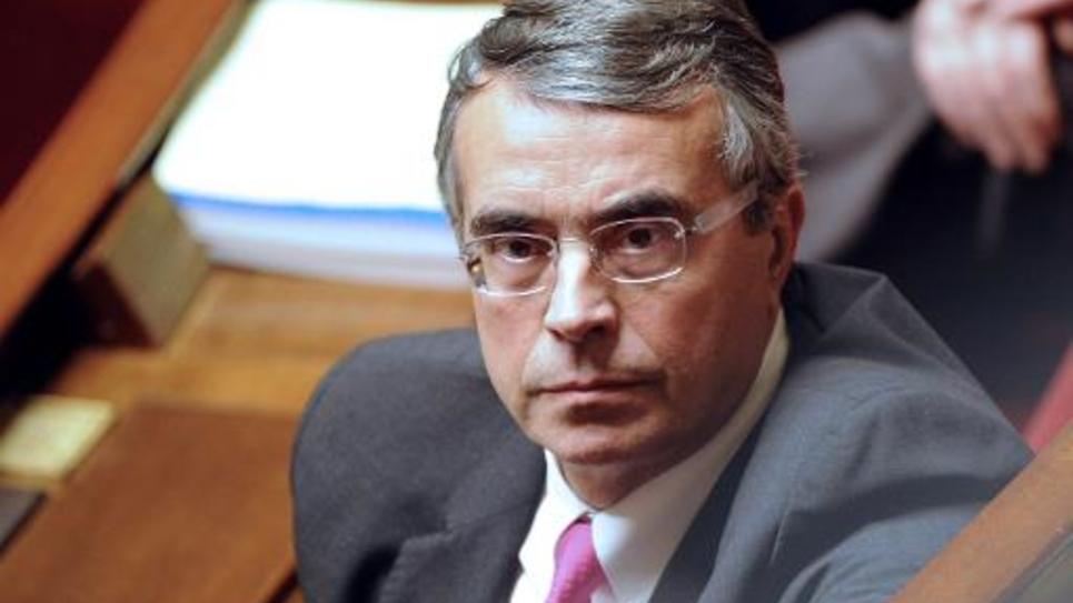 Le président socialiste de la région Rhône-Alpes, Jean-Jack Queyranne, à l'assemblée le 7 décembre 2010