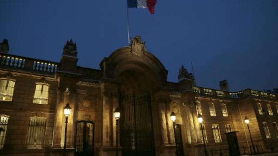 Le président François Hollande reçoit mercredi à diner à l'Elysée des élus socialistes