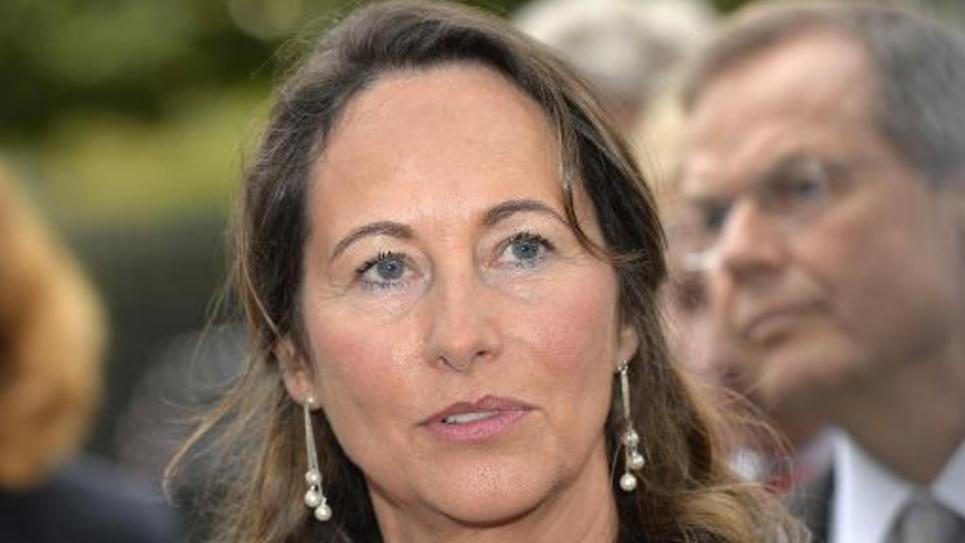 La ministre de l'Ecologie Ségolène Royal à Rueil-Malmaison, en région parisienne, le 4 septembre 2014