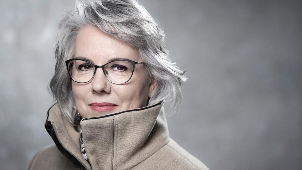 Jacline Mouraud, le 4 février 2019 à Paris