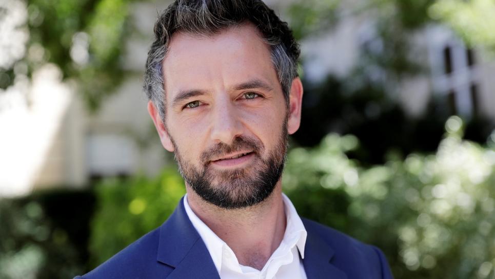 Le député LREM d'Ille-et-Vilaine Florian Bachelier le 19 juin 2017 à Paris