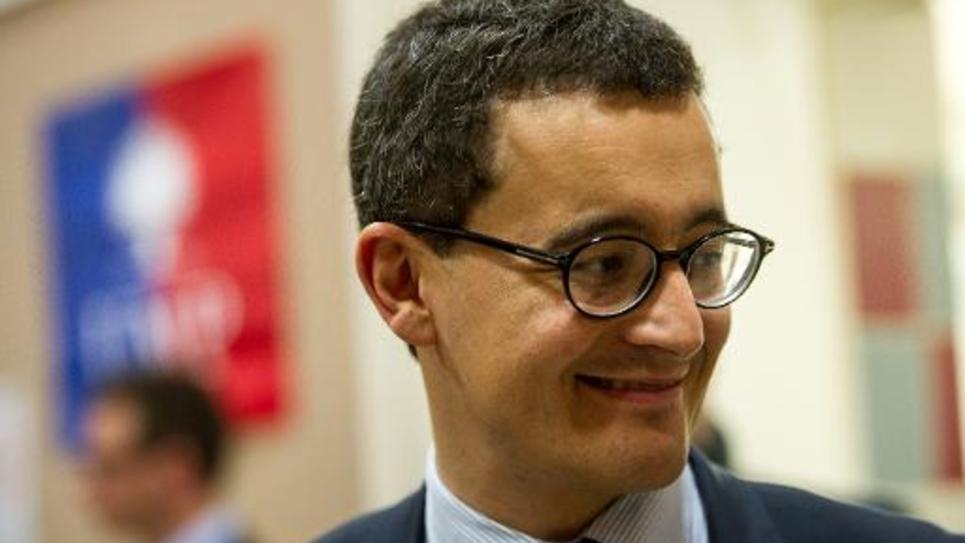 Gérald Darmanin, secrétaire général adjoint de l'UMP, le 26 novembre 2014 à Lille