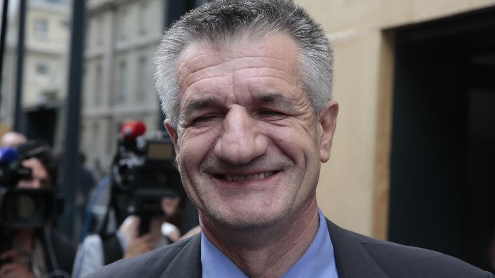 Jean Lassalle à Paris le 27 juin 2017