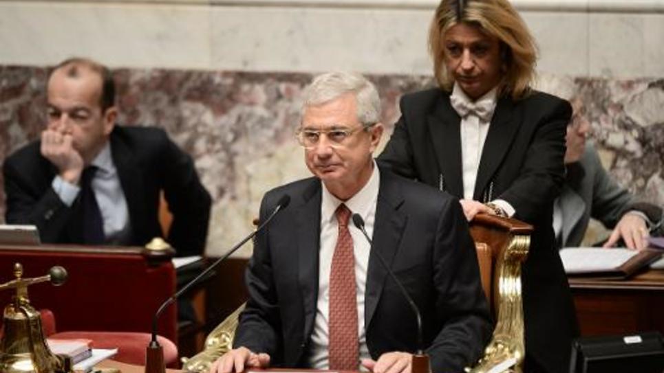 Le président de l'Assemblée nationle, Claude Bartolone, le 21 janvier 2015 à Paris
