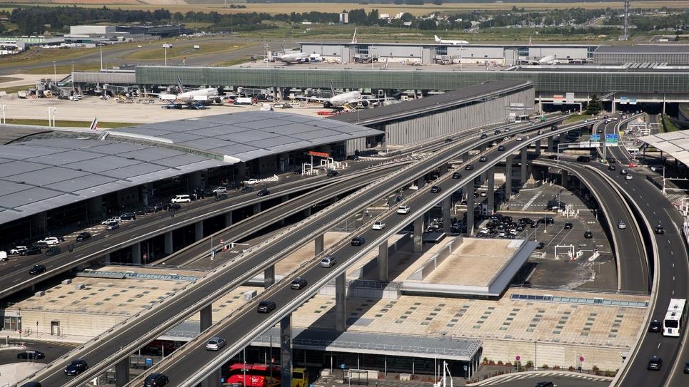 L'aéroport de Paris-Roissy le 27 juin 2019