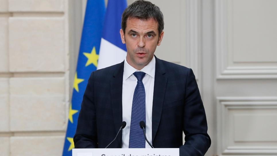 Point presse d'Olivier Véran le 29 février 2020 à Paris