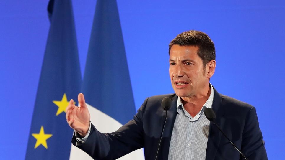 """Le maire de Cannes David Lisnard """"porte cette idée depuis assez longtemps"""""""