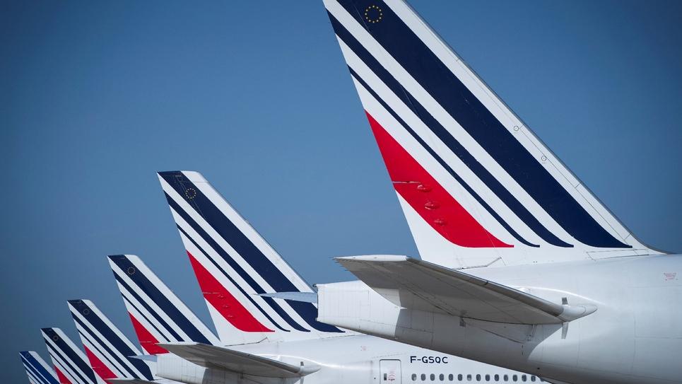 Le groupe Air France compte supprimer plus de 7.500 postes d'ici fin 2022