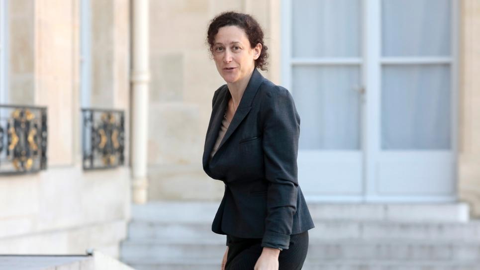 Emmanuelle Wargon à l'Elysée à Paris le 26 février 2019