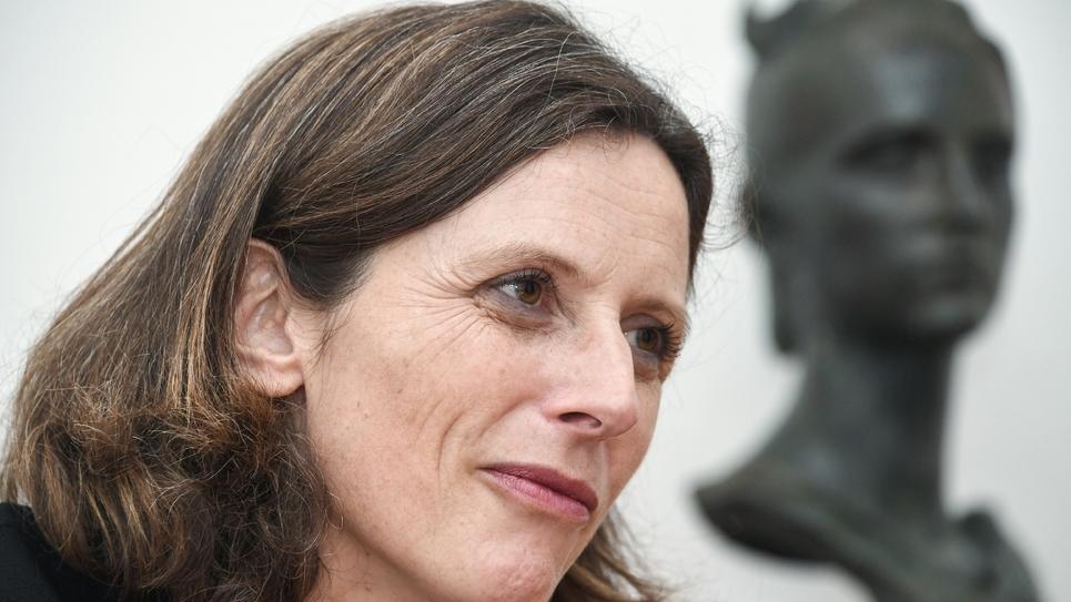 Emmanuelle Ménard à Béziers le 9 mai 2018