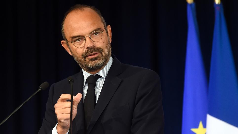Edouard Philippe le 20 septembre 2019