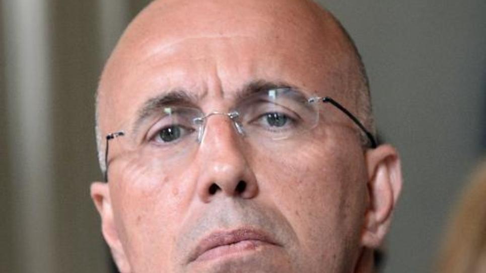 Le député UMP Eric Ciotti, le 25 juin 2014 à Paris