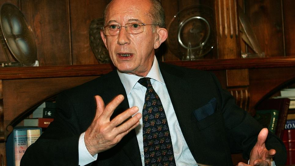 Jean-Jacques Susini, le 22 octobre 2004 à Paris