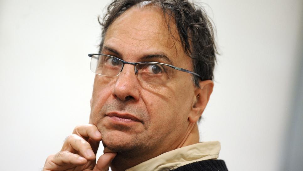 L'historien Gérard Noiriel le 5 décembre 2009 à Paris