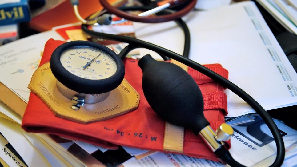 """A Landudec, petite commune du Finistère en quête d'un médecin depuis cinq ans, on en est réduit à consulter par téléphone et on désespère du """"désintérêt"""" des candidats à la présidentielle face à la pénurie de médecins"""