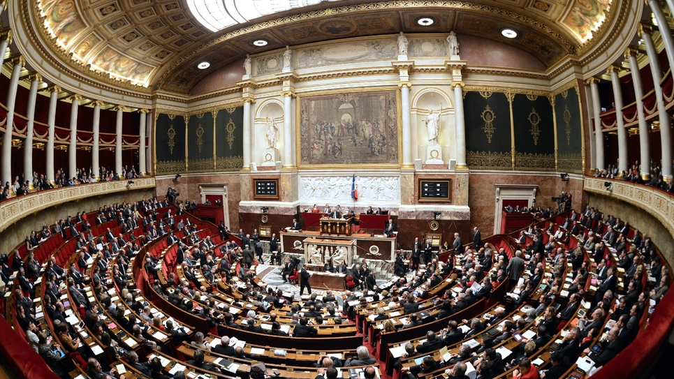 """Le Parlement donne son feu vert définitif, par un vote de l'Assemblée, au projet de loi """"égalité et citoyenneté"""""""
