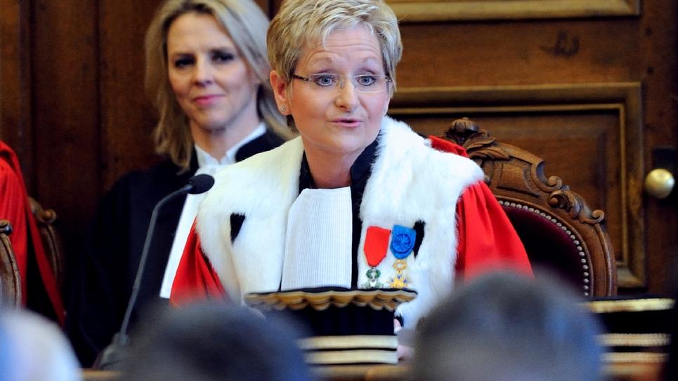 Dominique Lottin à Douai, le 10 janvier 2013