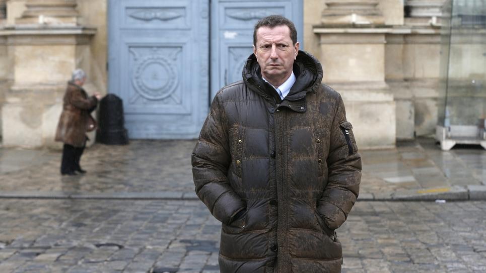 Pierre Botton, le 31 janvier 2013 à Paris