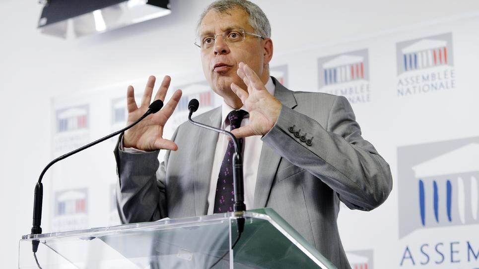 Philippe Doucet le 19 juin 2013 à l'Assemblée nationale à Paris