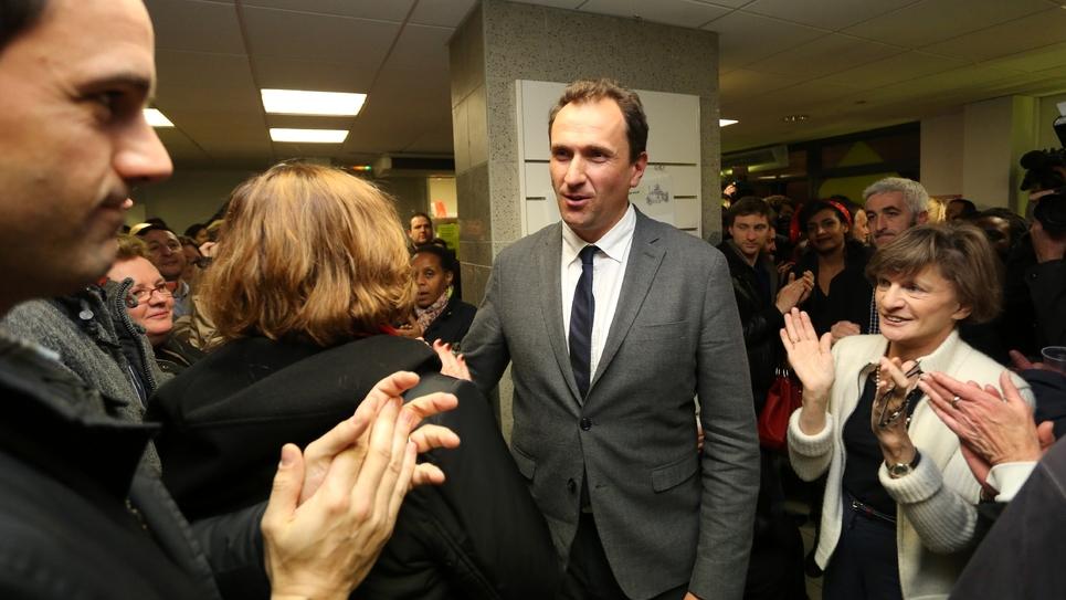 Vincent Feltesse, le 23 mars 2014 à Bordeaux