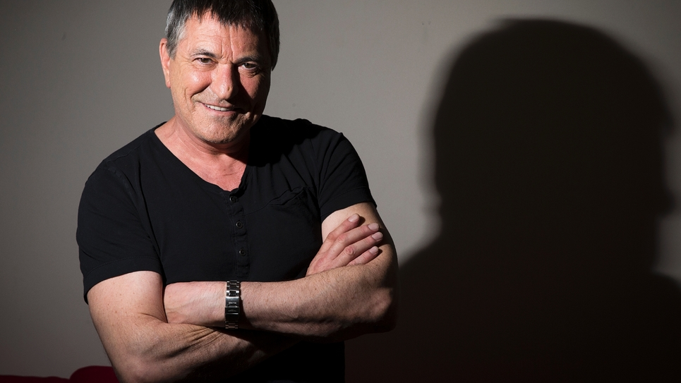 L'humoriste Jean-Marie Bigard le 6 mai  2014 à Paris