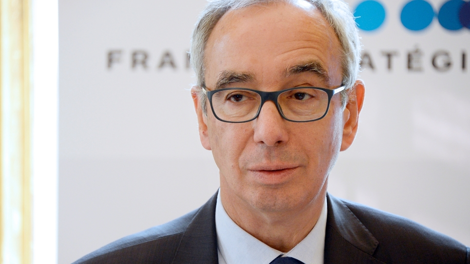 Jean Pisani-Ferry, le 25 juin 2014 à Paris
