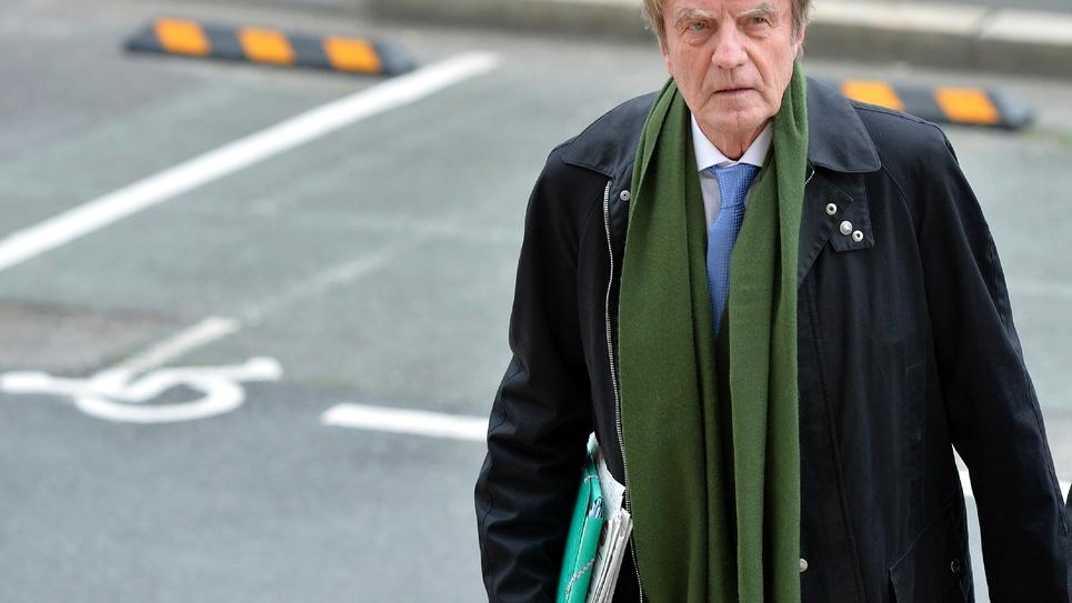 Bernard Kouchner le 22 octobre 2015 à Angers