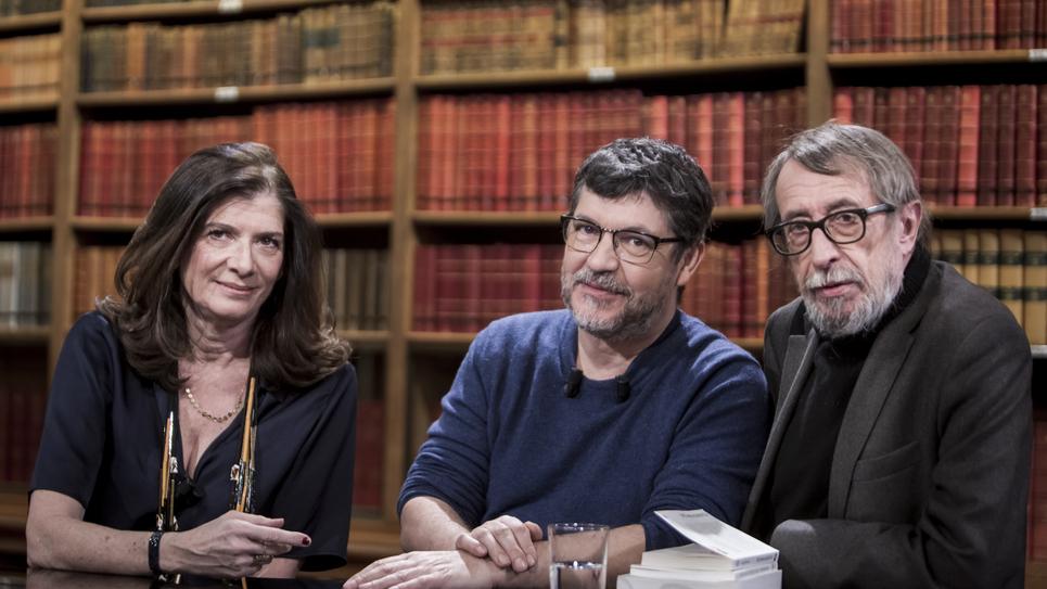 Ariane Chemin, Pierre Schoeller, Patrick Rambaud, Livres & vous