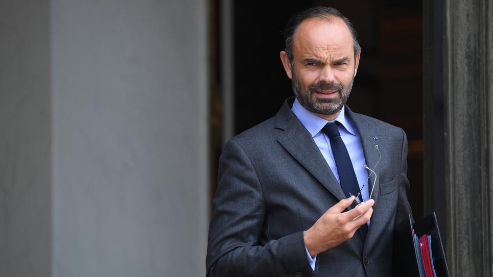 Le Premier ministre Edouard Philippe le 6 juin 2018 à Paris