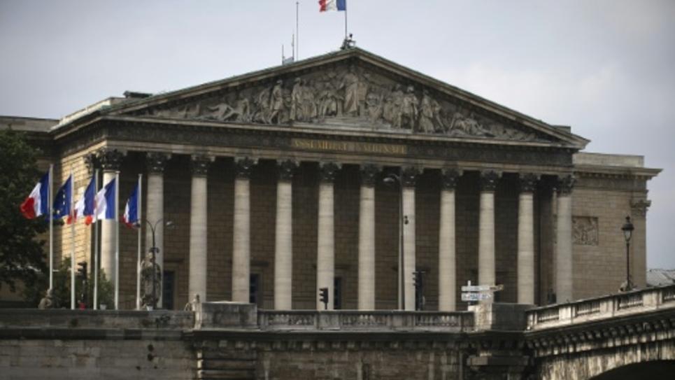 L'Assemblée nationale à Paris