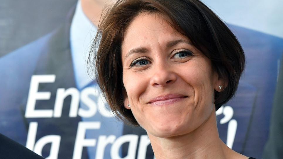 Christelle Dubos, le 12 mai 2017 à Bordeaux.