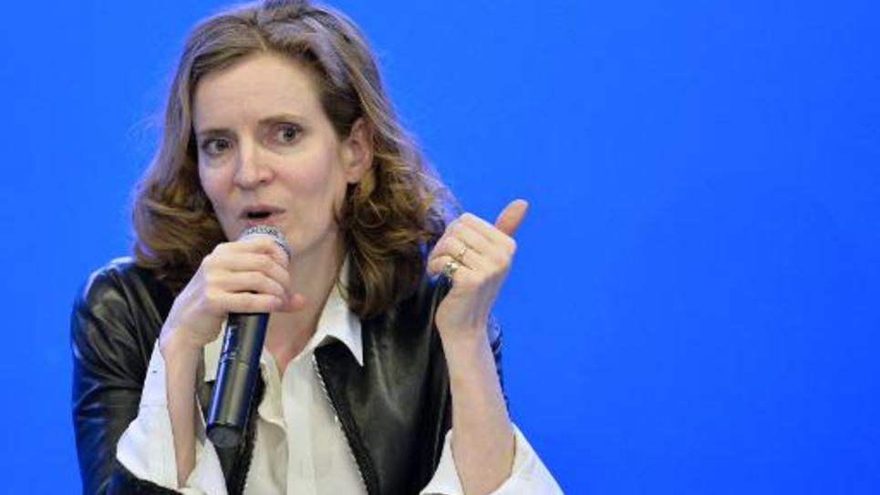 Nathalie Kosciusko-Morizet le 14 avril 2015 à Paris