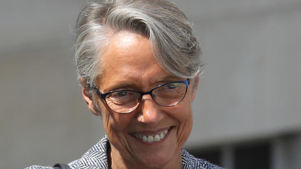 La nouvelle ministre de l'Ecologie Elisabeth Borne à la sortie de l'Elysée le 17 juillet 2019
