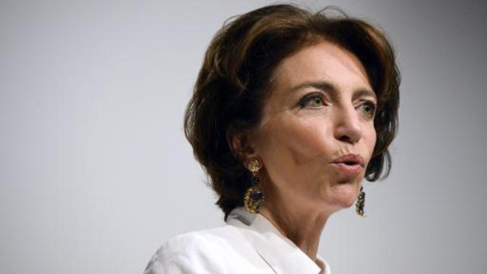 La ministre des Affaires sociales, Marisol Touraine à Paris le 19 juin 2014