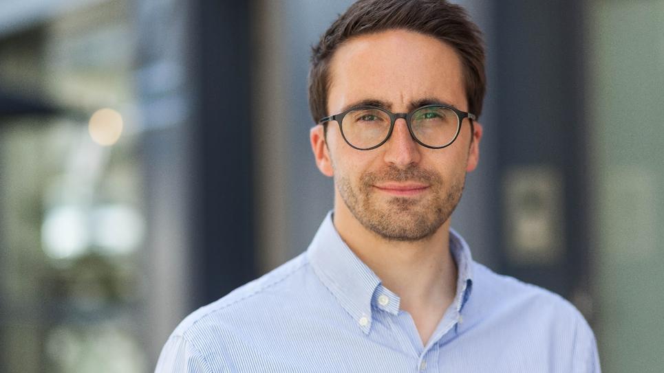 Thomas Mesnier, député LREM, ici à Angoulême le 14 juin 2017, propose d'intégrer les étrangers sans papiers au régime universel de protection sociale