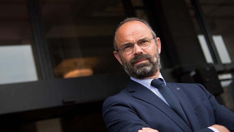 Le Premier ministre Edouard Philippe le 24 juin 2019 à Paris