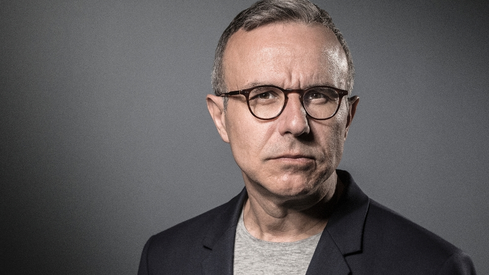L'écrivain Philippe Besson le 30 mai 2017 à Paris