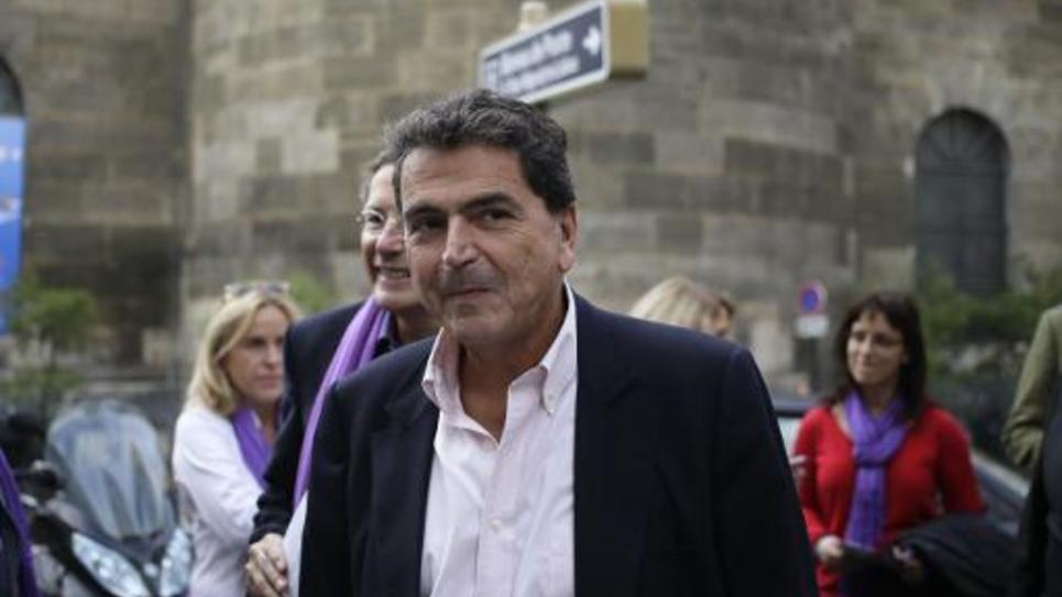 Pierre Lellouche le 22 septembre 2013 in Paris